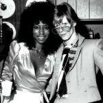 Claudia Lennear David Bowie