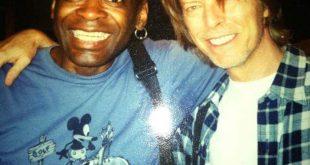 Dennis Davis e David Bowie