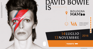 david bowie is bologna