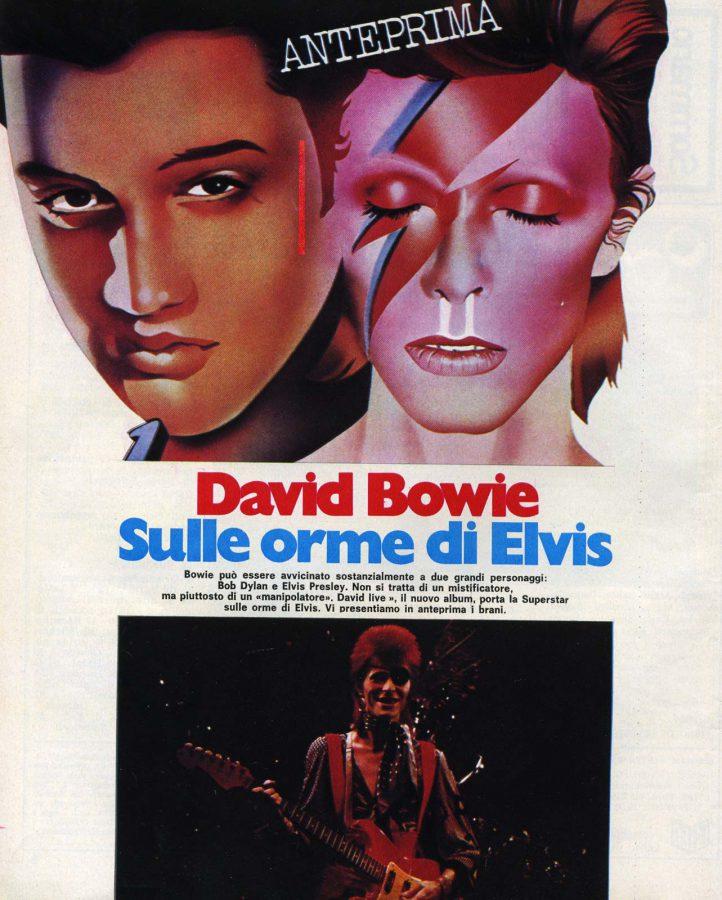 David Live anteprima Ciao 2001