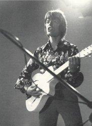 Bowie a Monsummano Terme 1969