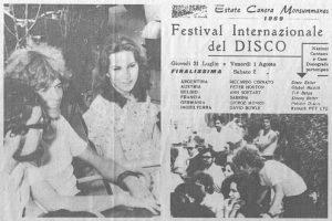 It Tirreno Bowie a Monsummano Terme 1969
