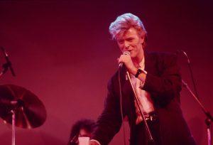 bowie al piper club di Roma nel 1987