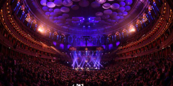 Bowie BBC Proms video