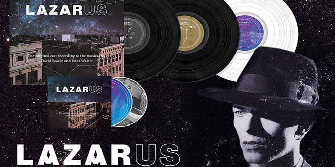 lazarus-cast-album