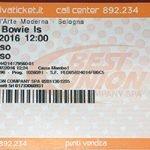Il biglietto