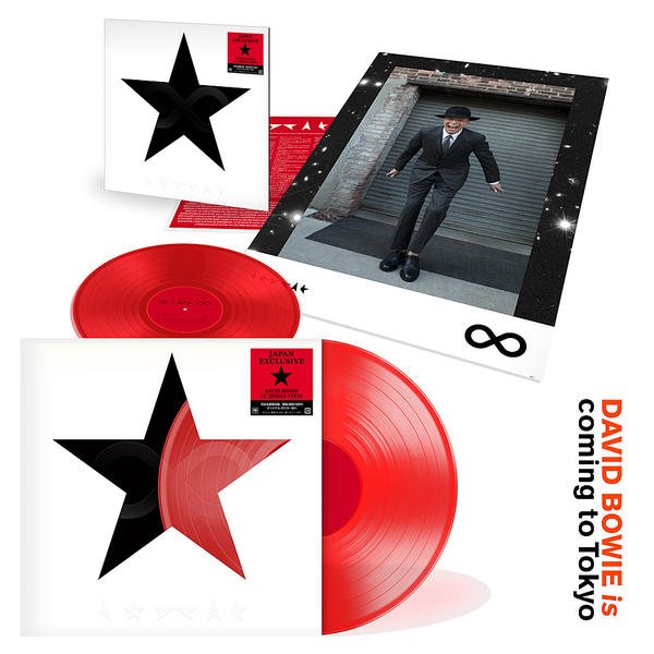 ★ Blackstar Limited e Lady Stardust Picture Disc