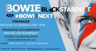 Bowie Blackstardust Bowienext