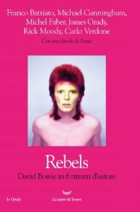 Concorso Rebels David Bowie libro