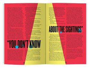 Recorder Magazine dedicato a David Bowie e patrocinata dai fan 6