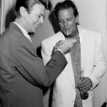 david bowie mickey rourke
