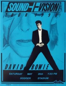 david bowie sound+vision tour