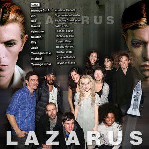 Lazarus il musical: l'ultimo Sipario 1