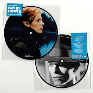 sound and vision picture disc