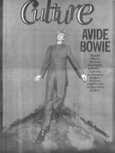 intervista Bowie Liberation 2003