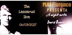 Lazzarus Band Appuntamenti di marzo 2017