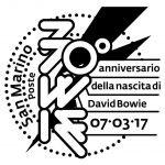 bowie francobolli san marino 1