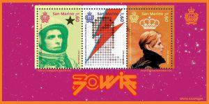 bowie francobolli san marino 2