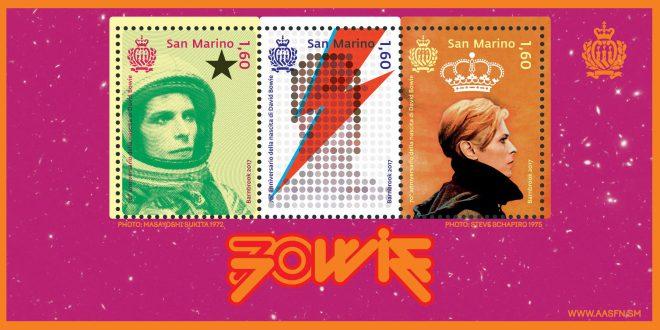 francobolli bowie san marino 2