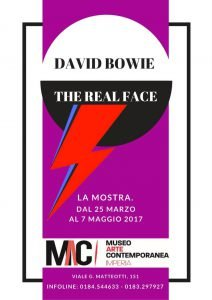 David Bowie The real Face Imperia