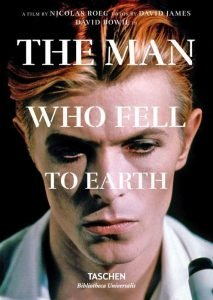 L' Uomo che caddie sulla terra libro The man who fell to Earth Taschen book