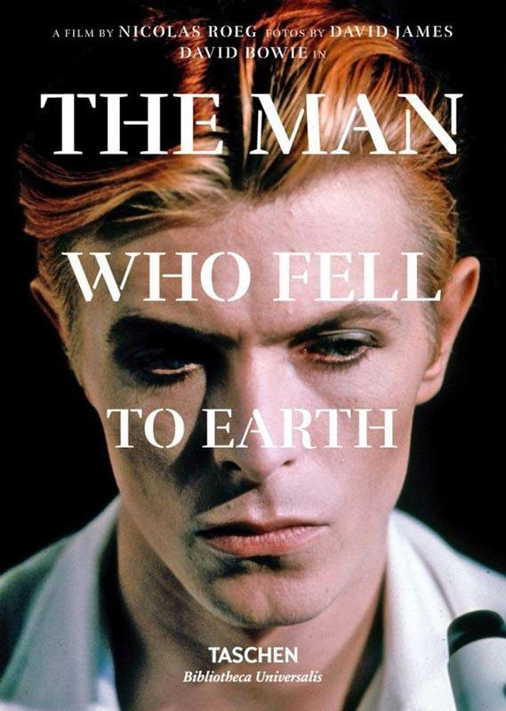 The man who fell to Earth Taschen book