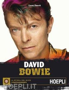 David Bowie Luca garro libro book hoepli