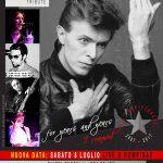 Scary Monsters Ltd Rompi bar 8 luglio 2017 - Bowie appuntamenti luglio