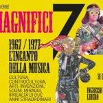I magnifici 7 Dente 3 luglio 2017 Bowie appuntamenti luglio