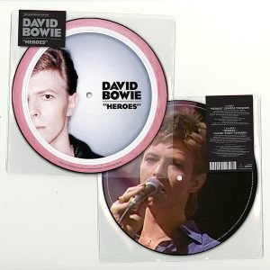 Heroes Picture Disc