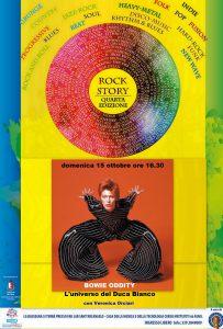 ROCKSTORY FANO Bowie appuntamenti ottobre 2017