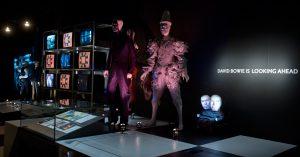 Costumi David Bowie is new york
