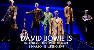 ANNUNCIO DAVID BOWIE IS NEW YORK