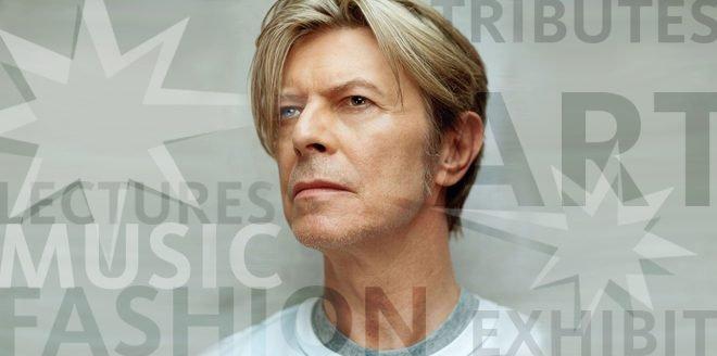 Bowie appuntamenti novembre 2017