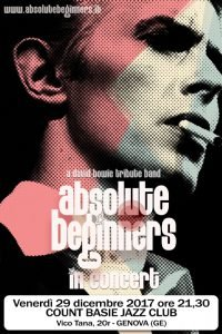 Absolute Beginners Bowie appuntamenti dicembre 2017