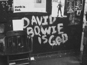 Bowie appuntamenti gennaio 2018