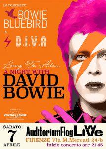 Bowie Flog Appuntamenti aprile 2018