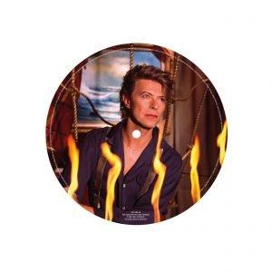 David Bowie Zeroes singolo