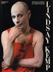 Libro Harari Lindsay Kemp