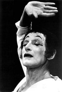 Marcel Marceau Lindsay Kemp