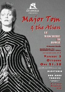 Major Tom and the Alien