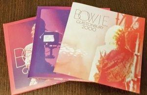 bowie glastonbury 2000 recensione