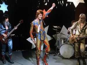 David Bowie lift off filmato riscoperto3