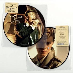 David Bowie Boys Keep Swinging Picture Disc 40th anniversary