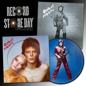 David Bowie Pin Ups Record Store Day