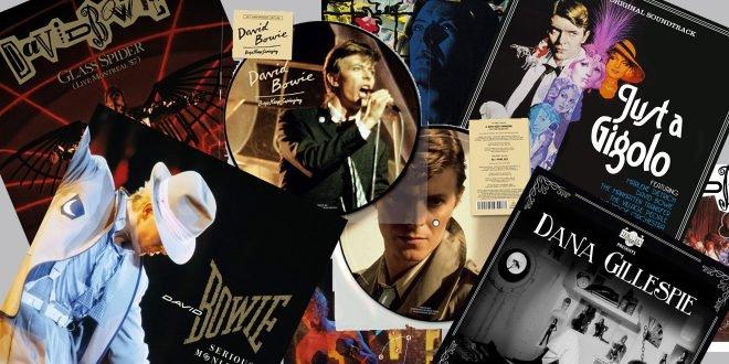 David Bowie uscite discografiche 2019