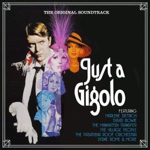 just a gigolo soundtrack colonna sonora CD