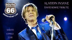 Bowie appuntamenti aprile 2019