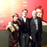 Nardella e Velvet Goldmine Crew Bowie by Sukita Firenze
